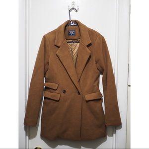 Abercrombie & Fitch — Blazer Coat (XS)